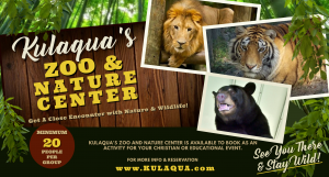 Kulaqua Zoo and Nature Center 2560x1370