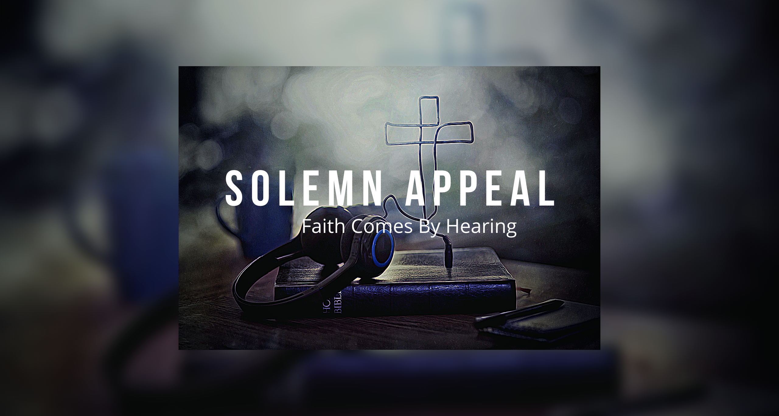 Solemn Appeal Ministries 2560x1370