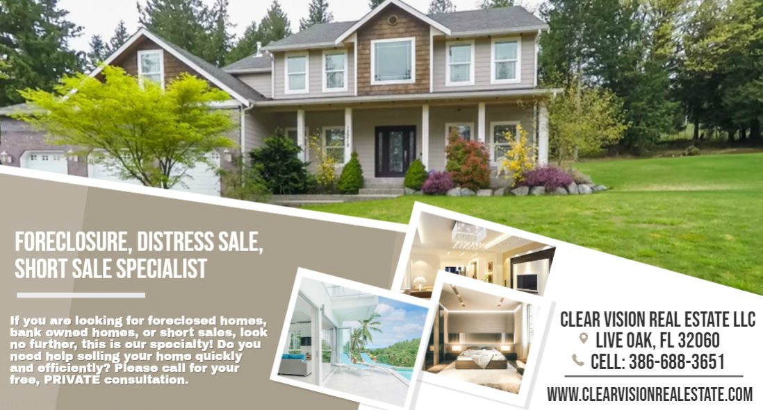 clear vision real estate llc